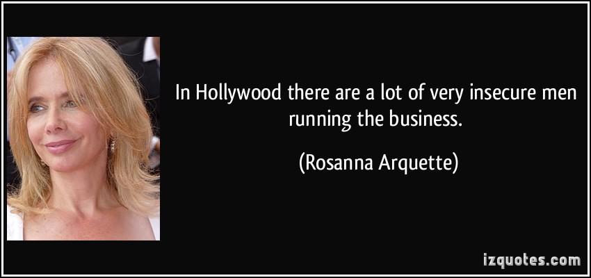 Rosanna Arquette's quote #3