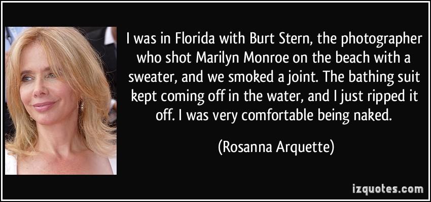 Rosanna Arquette's quote #4