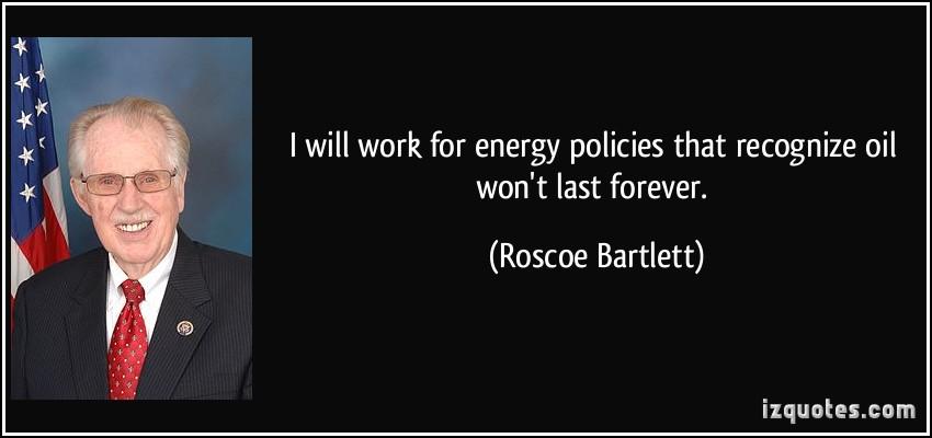 Roscoe Bartlett's quote #1