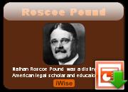 Roscoe Pound's quote #1