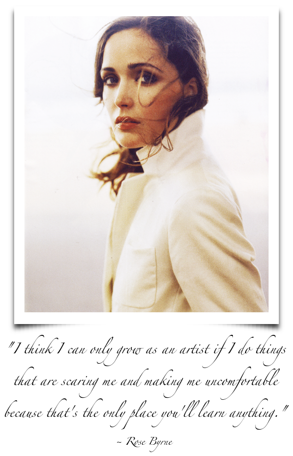 Rose Byrne's quote #6