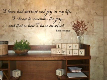Rose Kennedy's quote #2