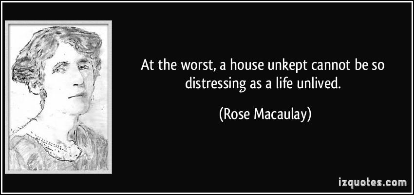 Rose Macaulay's quote #1