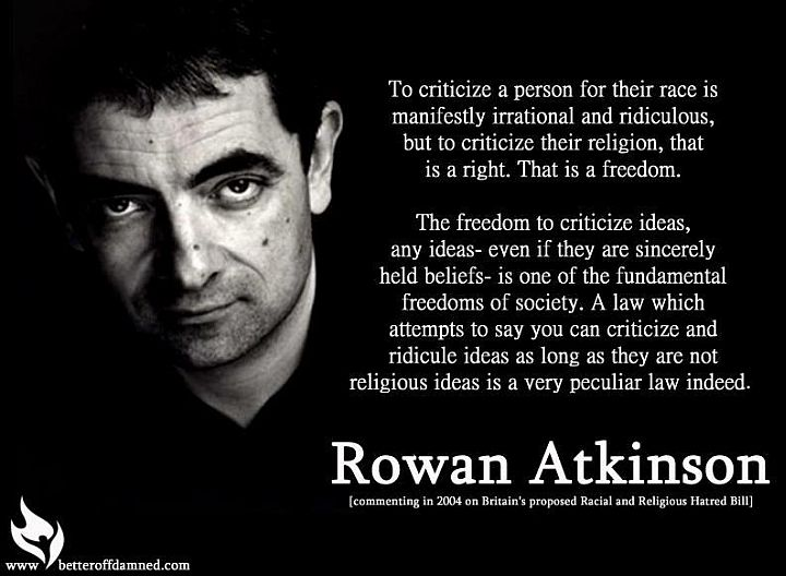 Rowan Atkinson's quote #2