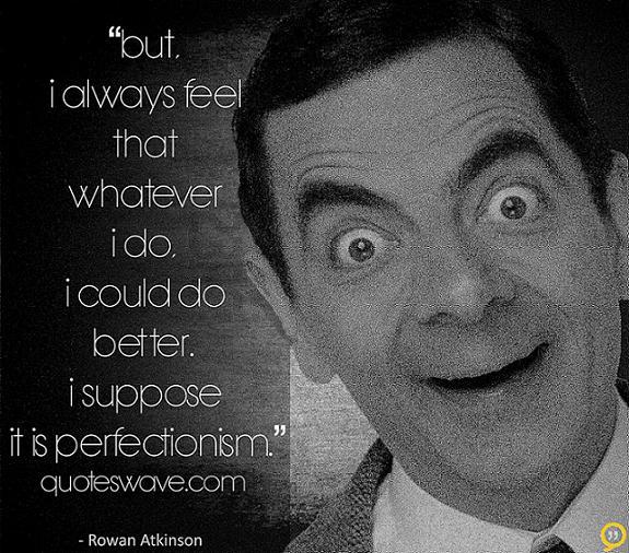 Rowan Atkinson's quote #7