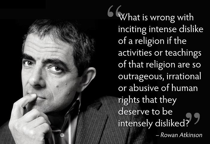 Rowan Atkinson's quote #4