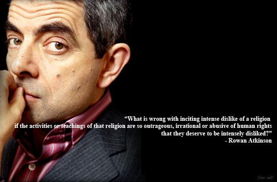 Rowan Atkinson's quote #8