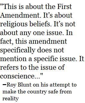 Roy Blunt's quote #5