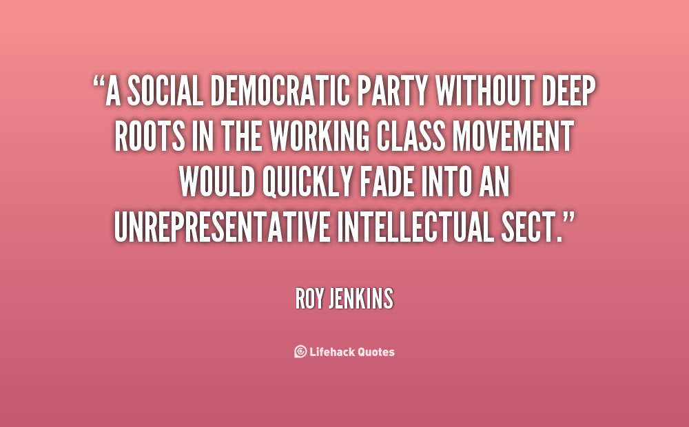 Roy Jenkins's quote #1