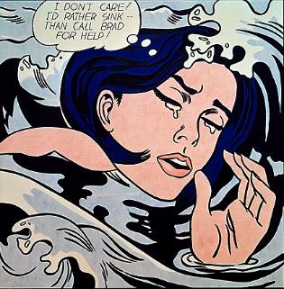 Roy Lichtenstein's quote #2