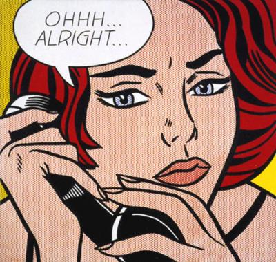 Roy Lichtenstein's quote #1