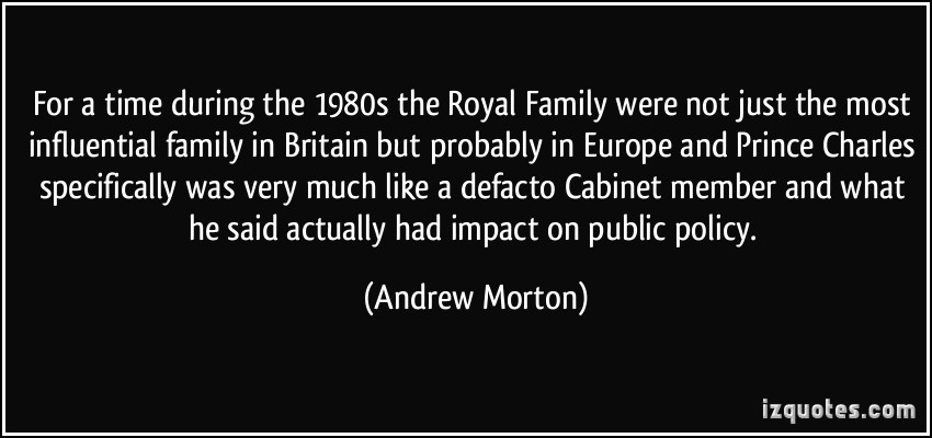Royal Family quote #2