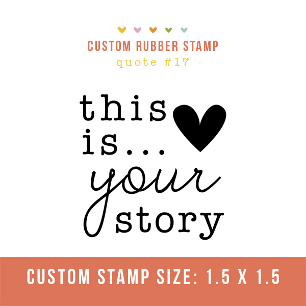 Rubber Stamp quote #2