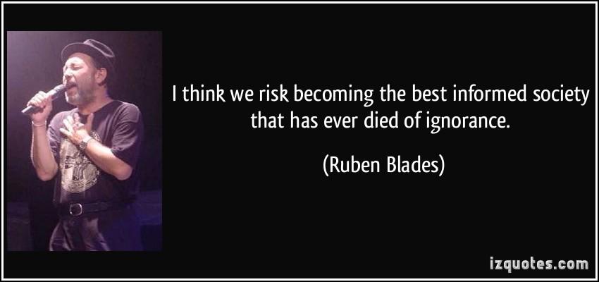 Ruben Blades's quote #1