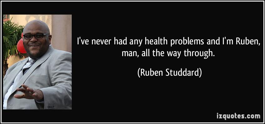 Ruben Studdard's quote #4