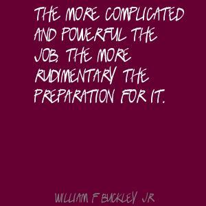 Rudimentary quote #2