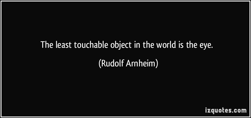Rudolf Arnheim's quote #7