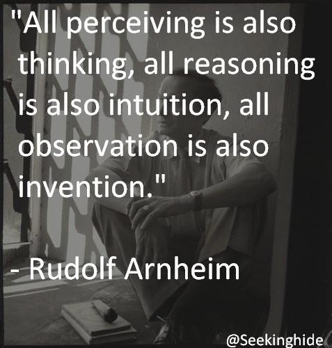 Rudolf Arnheim's quote #4