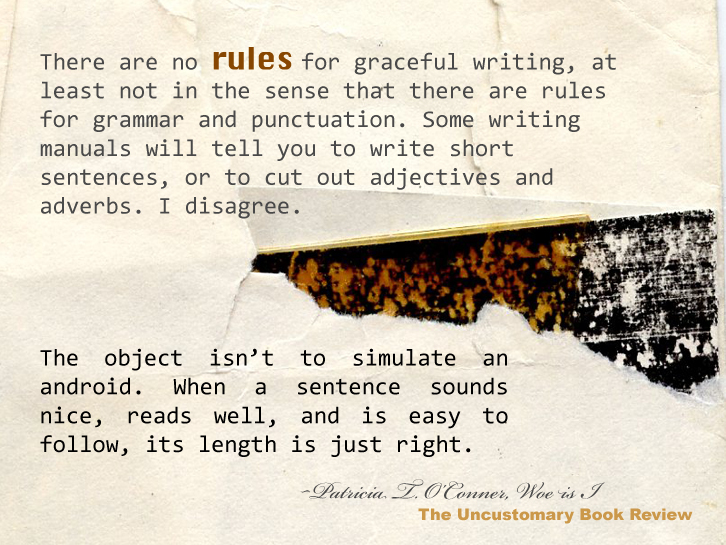 Rules quote #3