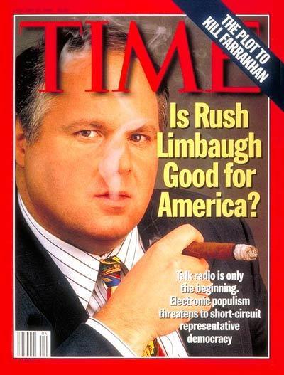 Rush Limbaugh quote #1