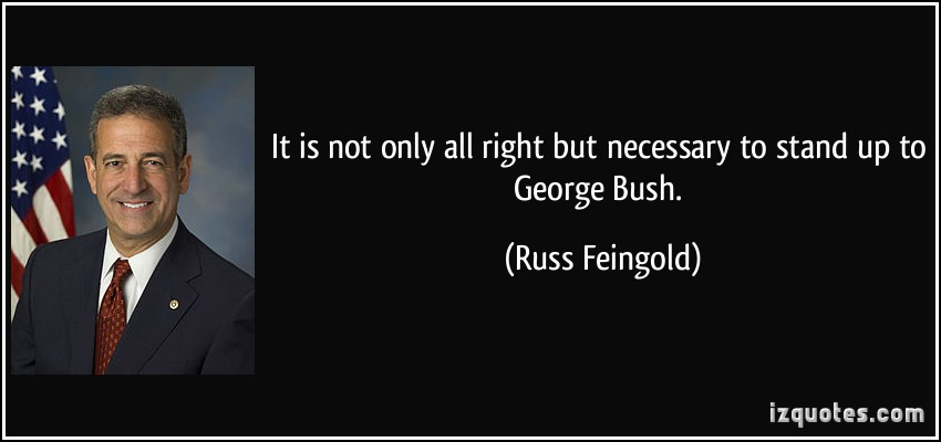 Russ Feingold's quote #3