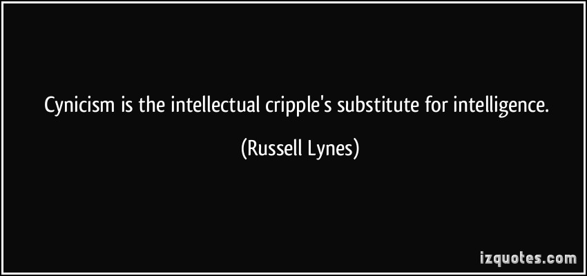 Russell Lynes's quote #6