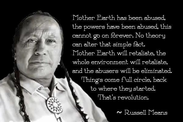 Russell Means's quote #2