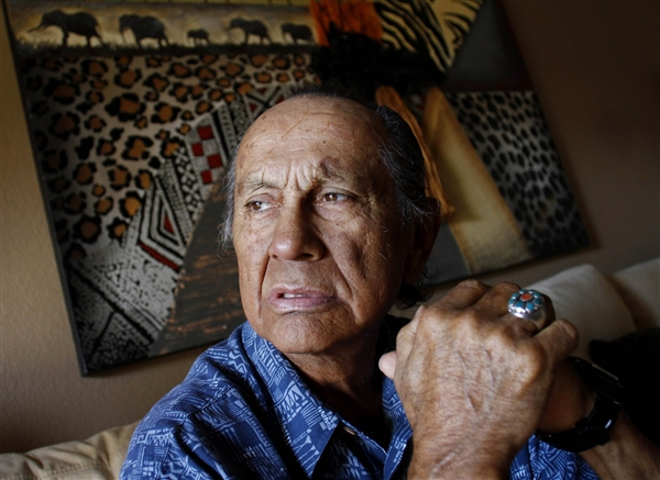 Russell Means's quote #1
