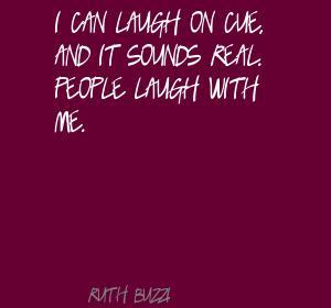 Ruth Buzzi's quote #3