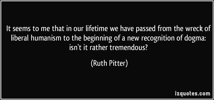 Ruth Pitter's quote #3