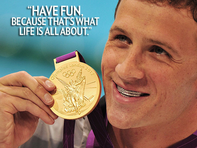 Ryan Lochte's quote #5