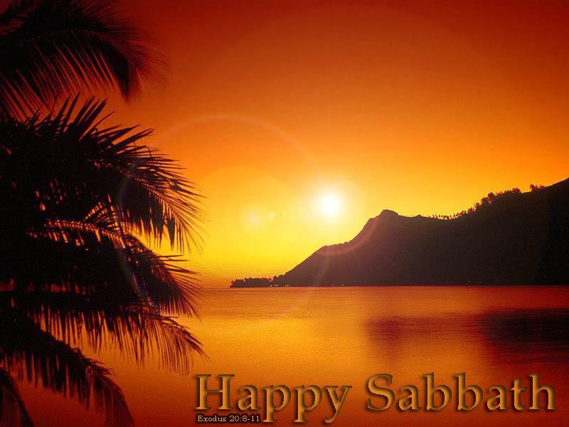 Sabbath quote