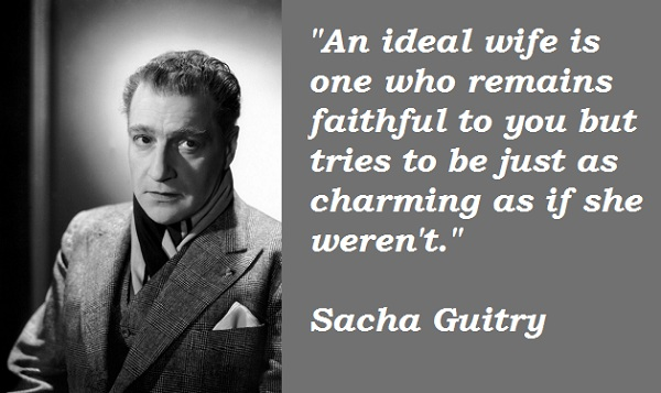 Sacha Guitry's quote #3