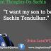 Sachin Tendulkar's quote #8