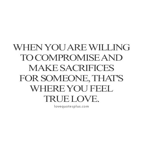 Sacrificed quote #1