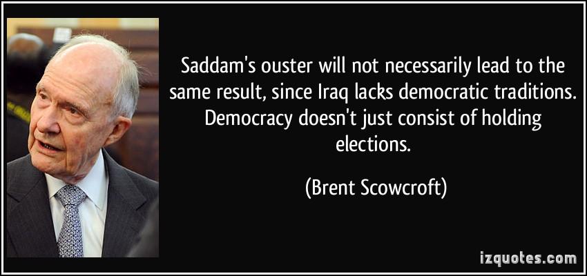 Saddam quote #2