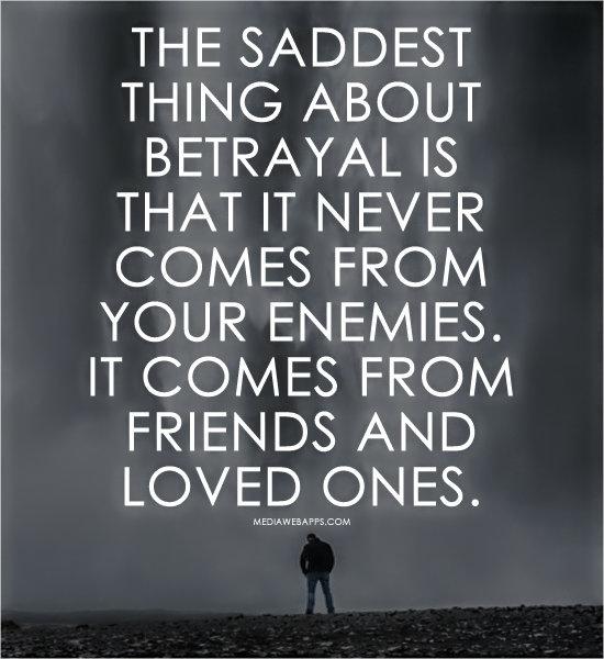 Saddest Thing quote #1