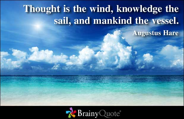 Sail quote #1