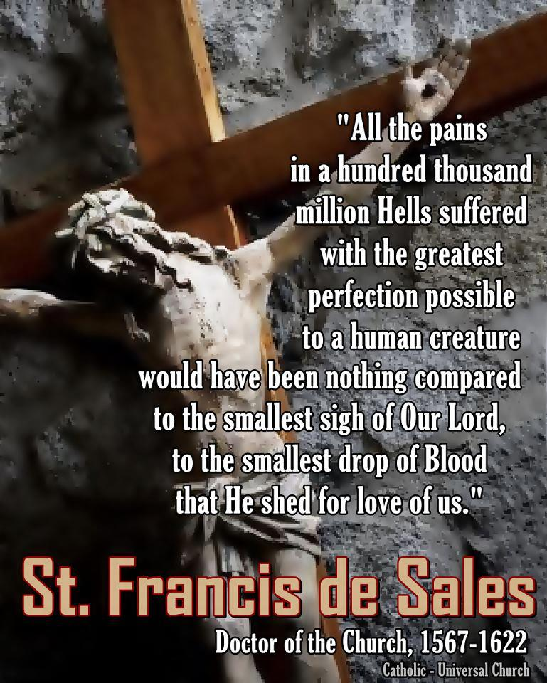 Saint Francis de Sales's quote #1