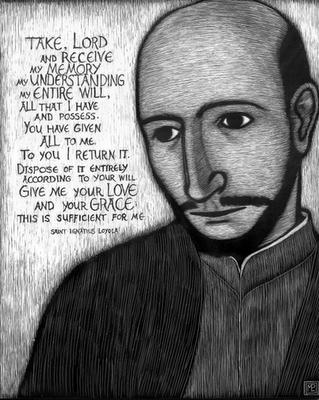 Saint Ignatius's quote #2