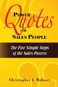 Salespeople quote #2