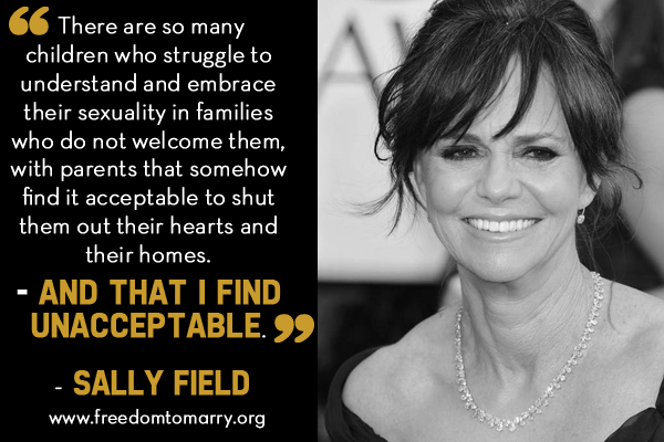 Sally Field's quote #5
