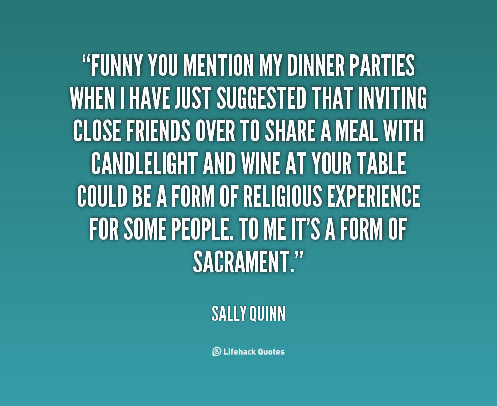 Sally Quinn's quote #4
