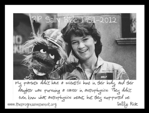 Sally Ride's quote #1