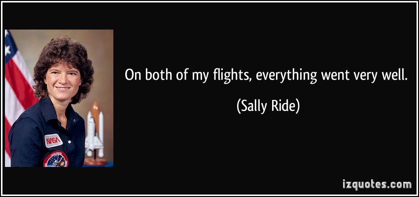 Sally Ride's quote #6