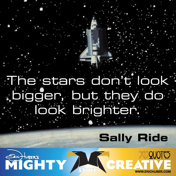 Sally Ride's quote #7