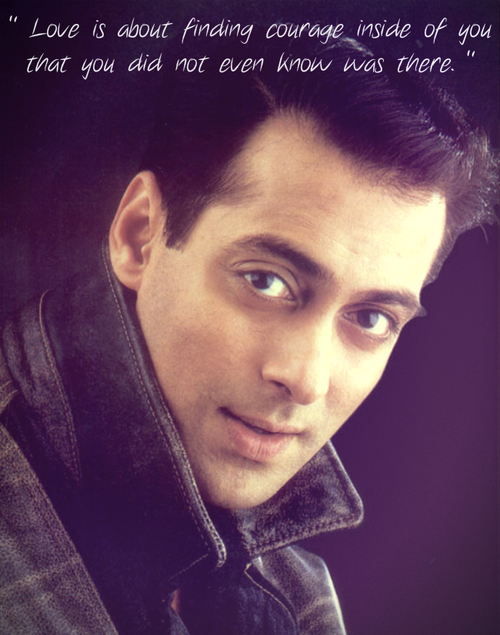Salman Khan's quote #1