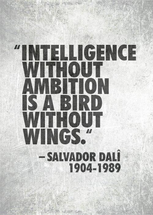 Salvador Dali quote #1