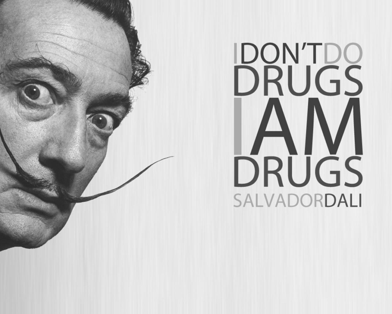 Salvador Dali quote #2