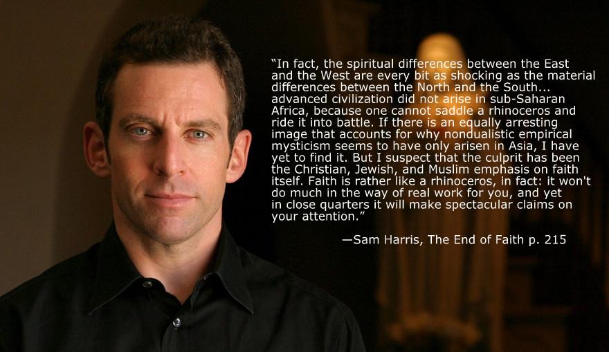 Sam Harris's quote #4